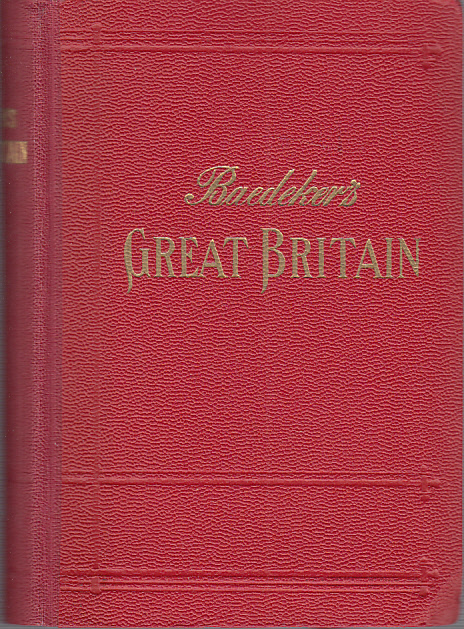 Baedeker`s - Great Britain