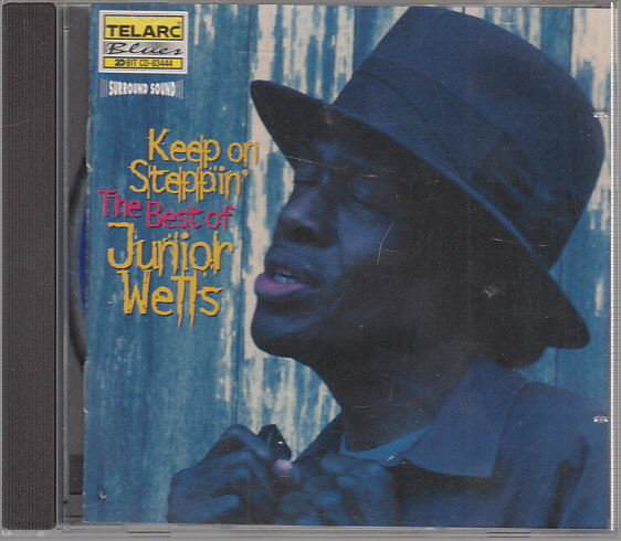 Keep on Steppin'  (The Best of...)
