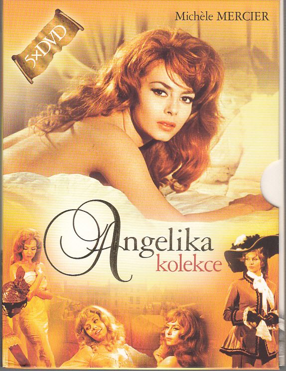 Angelika - 5 DVD