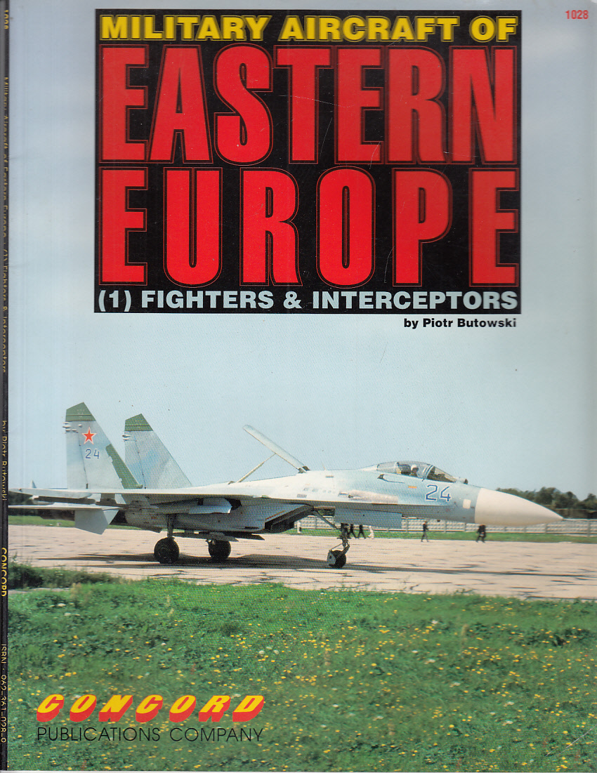 Military Aircraft of Eastern Europe (1)