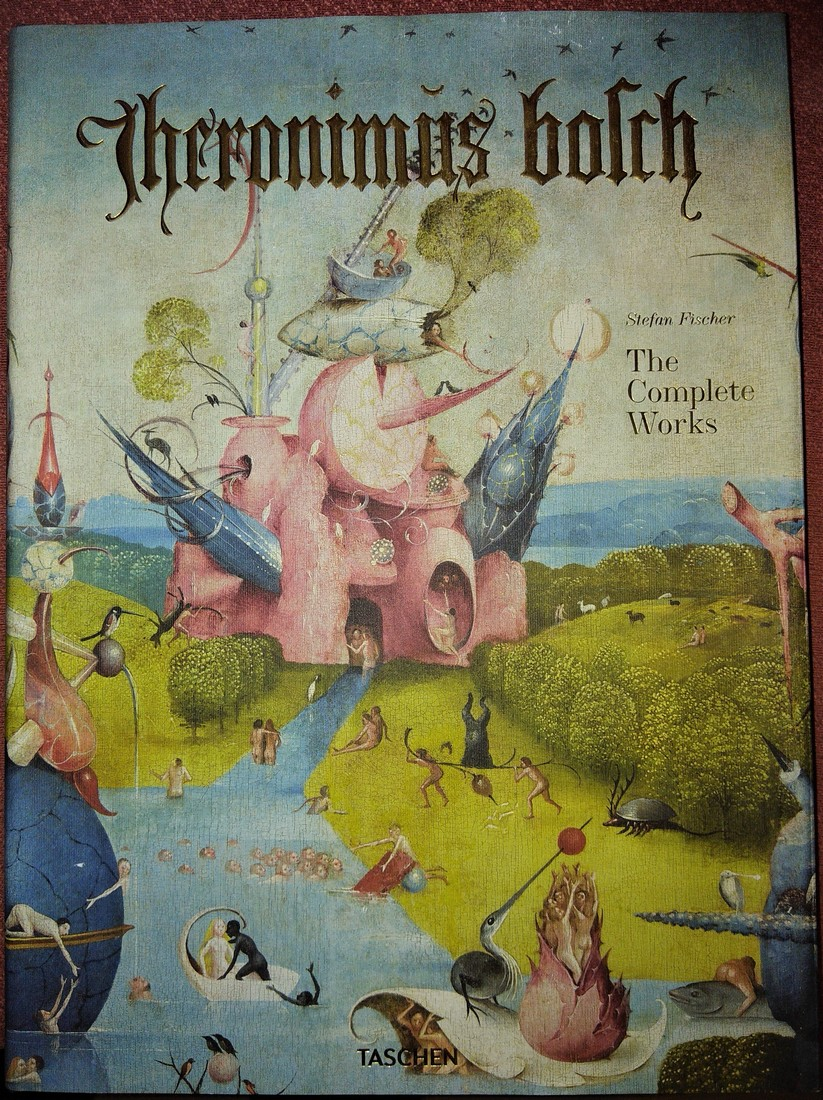 Hieronymus Bosch - The Complete Works