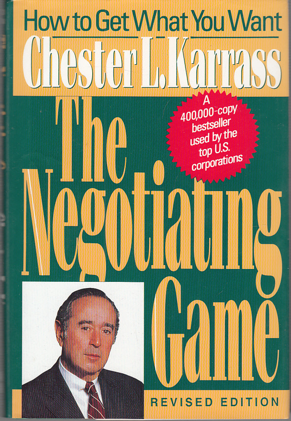 The Negotiating Game