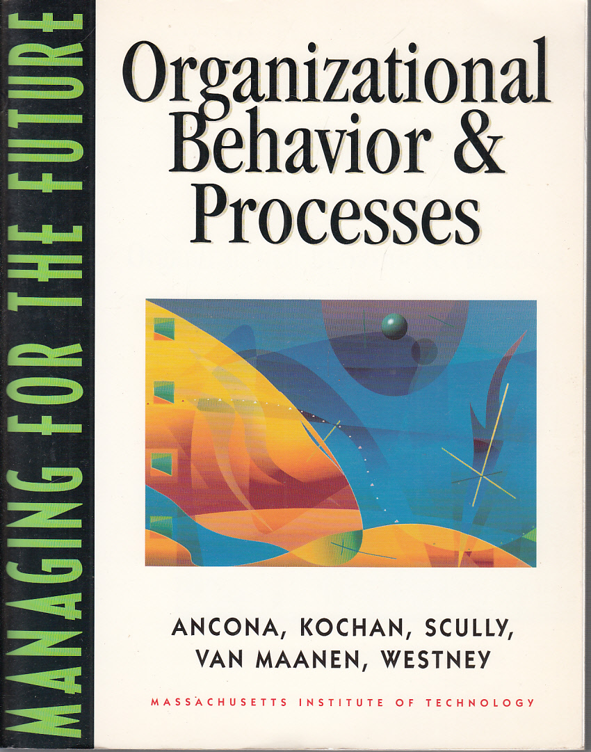 Organizational Behavior & Processes