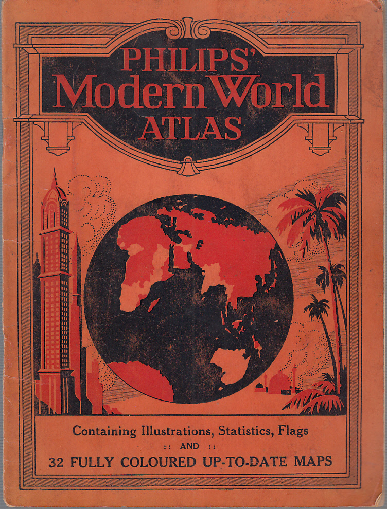 Philips' Modern World Atlas